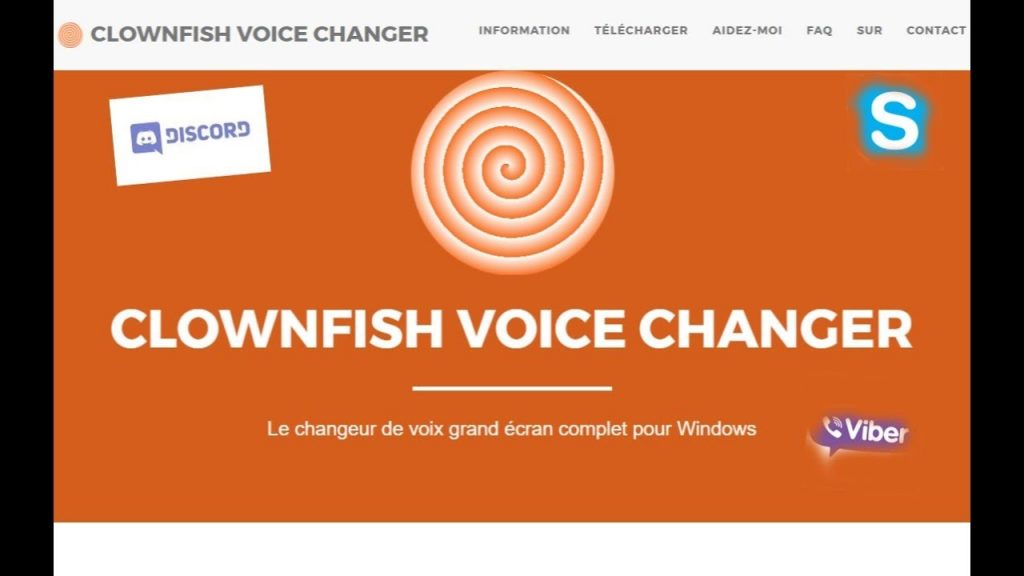 Clownfish Voice Changer Discord for Skype, Mac & TeamSpeak