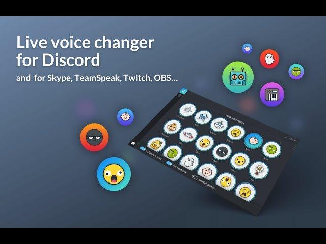 TeamSpeak-Voice-Changer