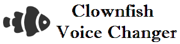 Clownfish Voice Changer Download